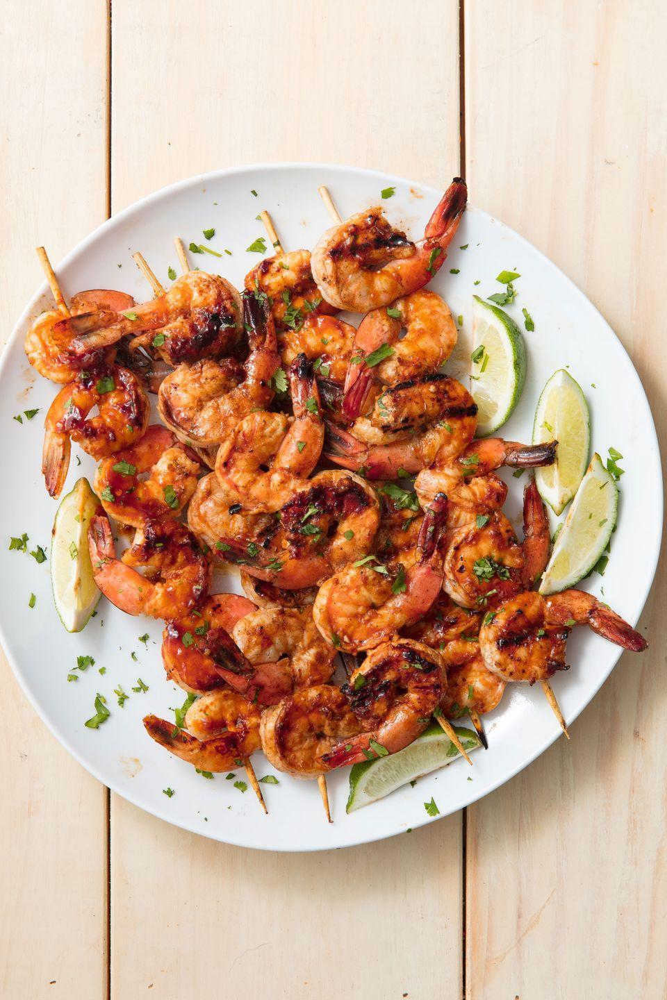 """<p>Meet your new favorite dinner. EVER.</p><p>Get the recipe from <a href=""""https://www.delish.com/cooking/recipe-ideas/a20079268/best-grilled-shrimp-recipe/"""" rel=""""nofollow noopener"""" target=""""_blank"""" data-ylk=""""slk:Delish"""" class=""""link rapid-noclick-resp"""">Delish</a>.</p>"""