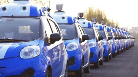 Baidu snags 50-plus partners for its Apollo driverless vehicle