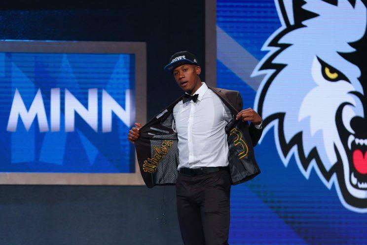 2993171b9 Kris Dunn is yet another elite talent on the Timberwolves. (Getty)