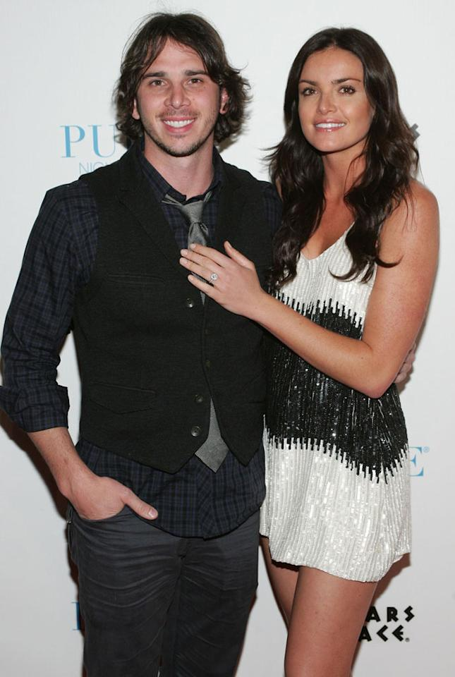 """<b>Season 16</b><b>,</b><b> """"The Bachelor""""</b><b><br>Ben Flajnik and Courtney Robertson</b><br><br>BROKE UP seven months after the finale aired. (To the relief of Courtney haters everywhere, no doubt.)"""