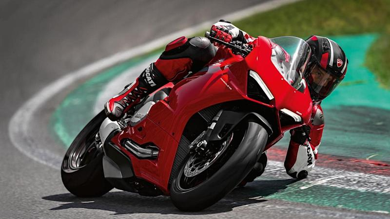 Ducati launches Panigale V2 in India at Rs. 17 lakh