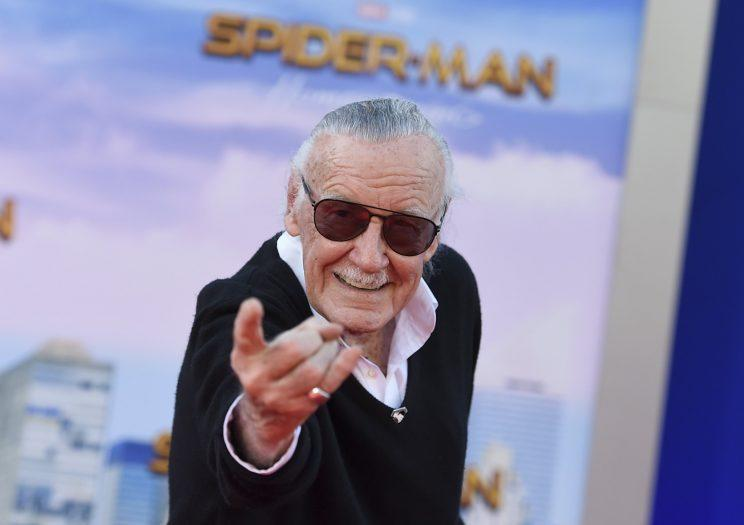 Stan... is top dog in the highest-grossing movie stakes - Credit: Reuters