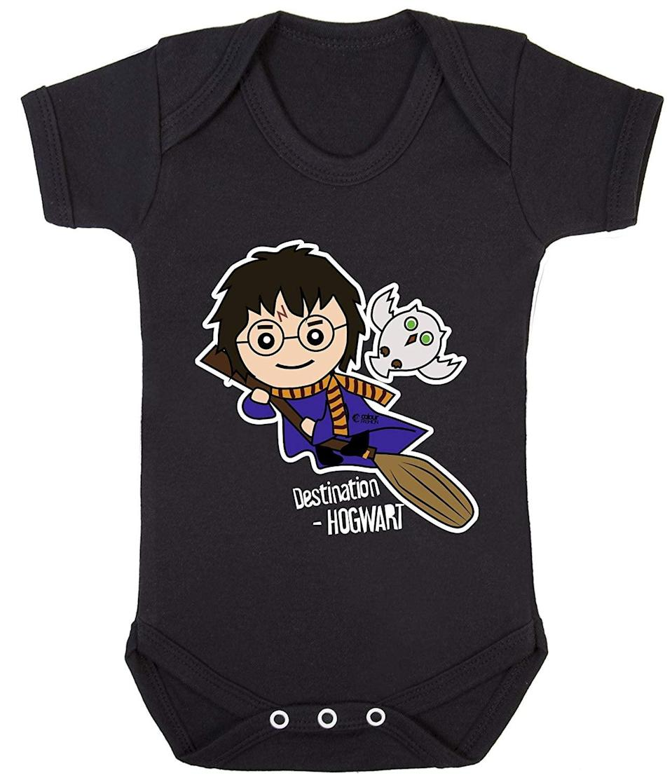 Who Needs a Sorting Hat? This Harry Potter Baby Clothing ...
