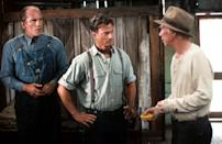 <p>Gary Sinise's 1992 film adaptation of the famous play <em>Of Mice and Men</em> was widely successful. The actor played the starring role of George Milton while directing the film.</p>