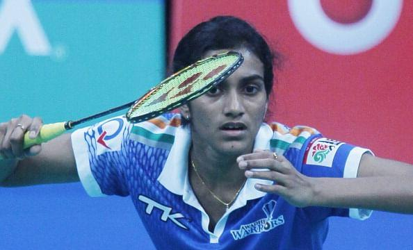 File Photo: P.V. Sindhu