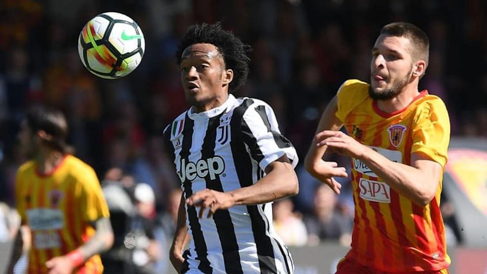 Benevento Calcio v Juventus - Serie A | Francesco Pecoraro/Getty Images