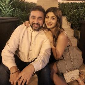 Shilpa Shetty is 'BBC' for hubby Raj Kundra