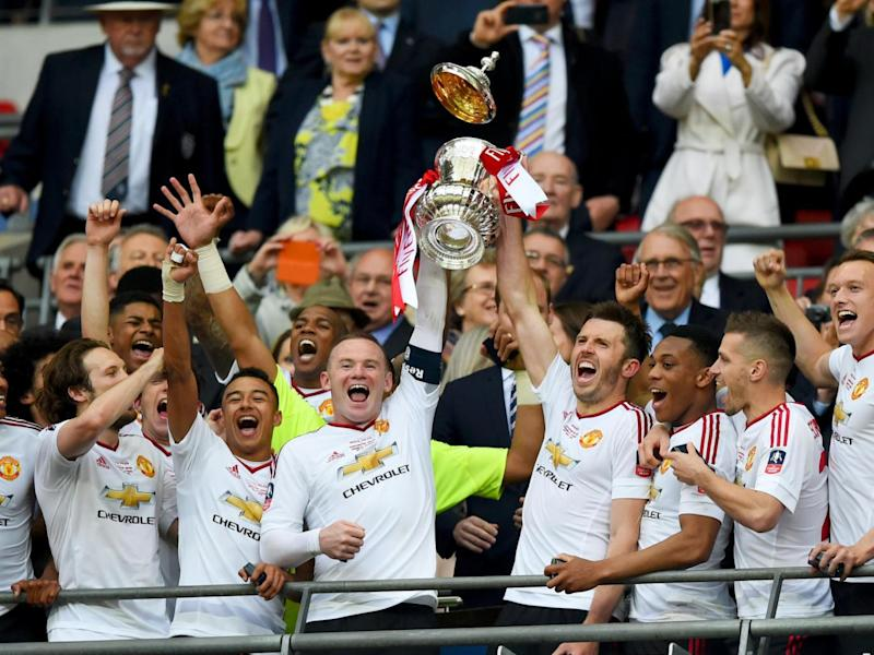 Manchester United beat Crystal Palace in last year's final (Getty)