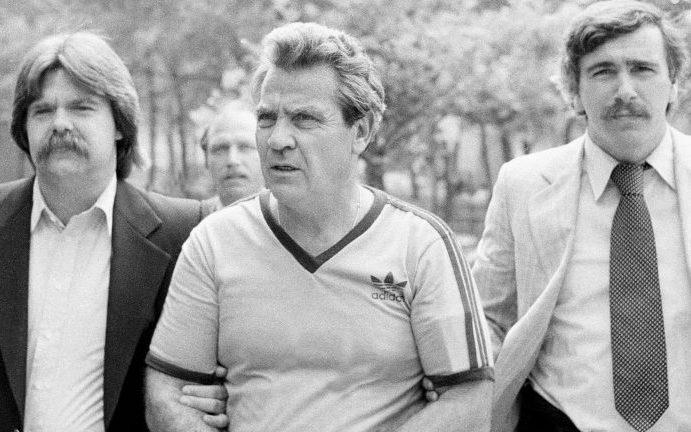 Jimmy Burke was the inspiration for Robert De Niro's character in Goodfellas - Getty/Daily News