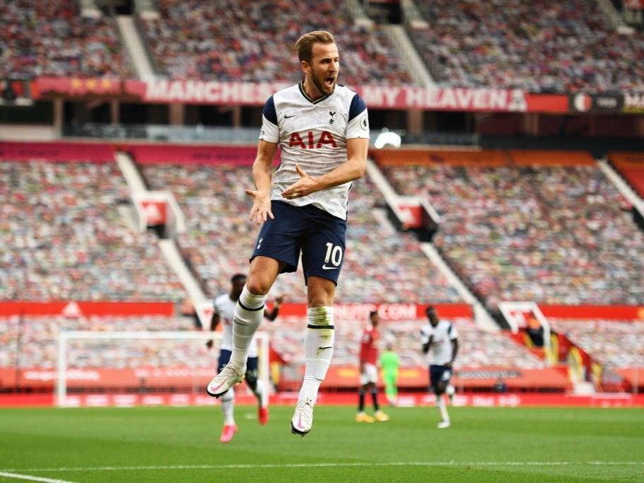 Kane has scored seven goals in nine Premier League games this season (Getty Images)