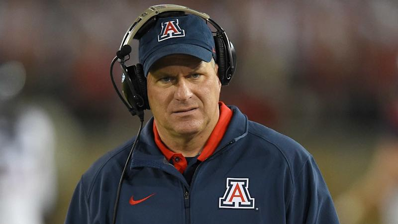 Rich Rodriguez responds to firing, harassment complaint's 'single truth'