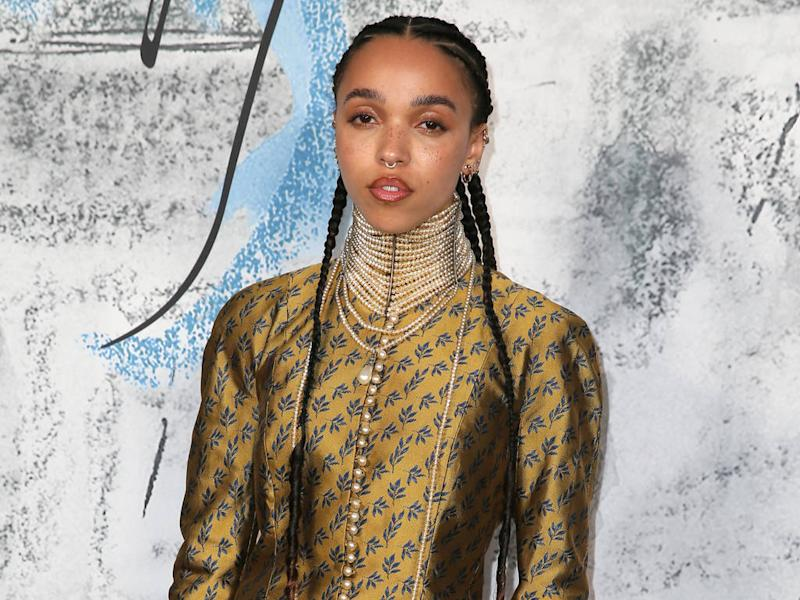 FKA Twigs kept relationships private to avoid being 'torn apart publicly'