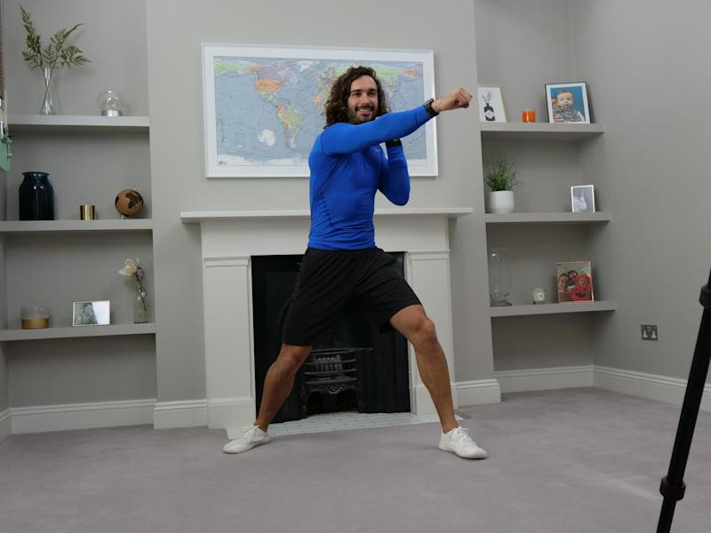 Photo by The Body Coach via Getty Images