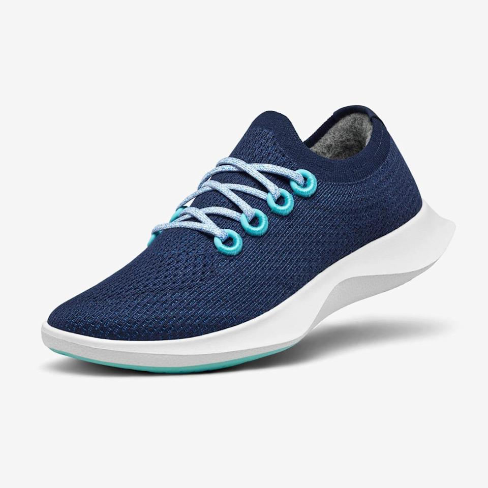 "<h3>Allbirds Tree Dashers</h3><br>""I demand a lot from my running shoes, and to be honest I wasn't expecting Allbirds to step up. I prefer shoes from running-specific brands. I was pleasantly surprised. The Dashers are very light but supportive, and <em>oh my gosh they're so comfortable.</em>"" — <em>MZ</em><br><br><strong>Allbirds</strong> Allbirds Tree Dashers, $, available at <a href=""https://go.skimresources.com/?id=30283X879131&url=https%3A%2F%2Fwww.allbirds.com%2Fproducts%2Fwomens-tree-dashers"" rel=""nofollow noopener"" target=""_blank"" data-ylk=""slk:Allbirds"" class=""link rapid-noclick-resp"">Allbirds</a>"