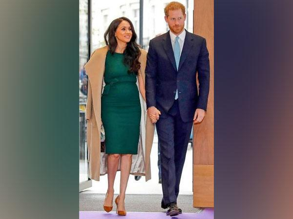 Meghan Markle and Prince Harry (Image Source: Instagram)