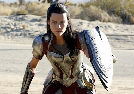 Marvel's Agents of S.H.I.E.L.D. Brings Back Lady Sif — With a Big Twist
