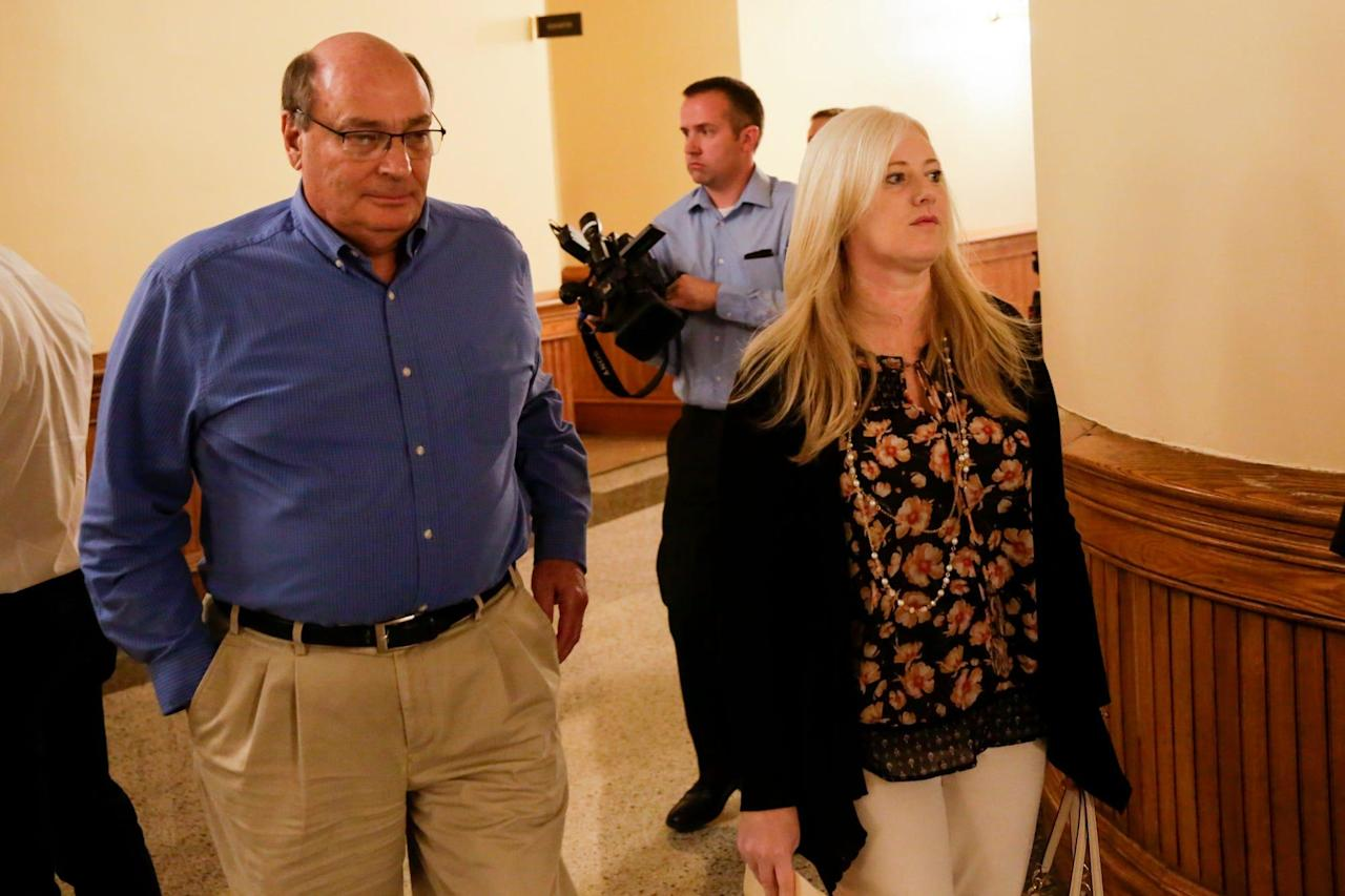 Parents plead not guilty to abandoning daughter. Records show they legally changed her age