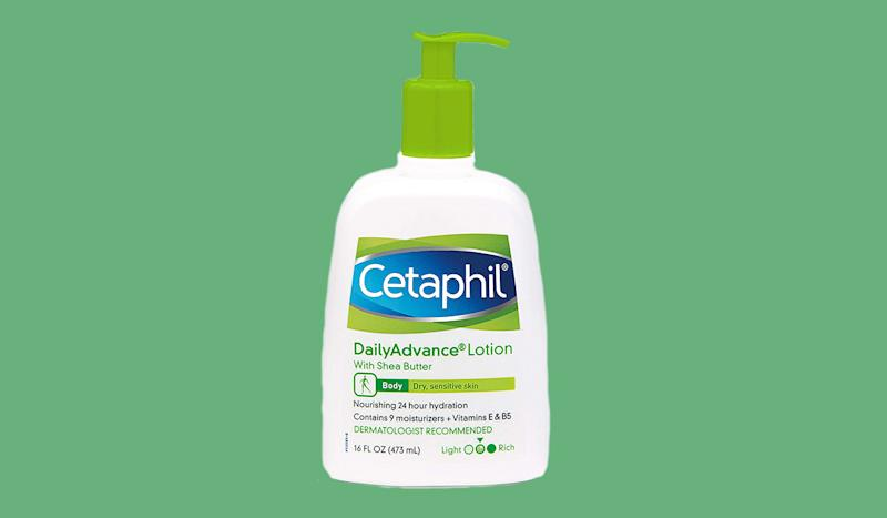 Cetaphil DailyAdvance Lotion (Amazon)