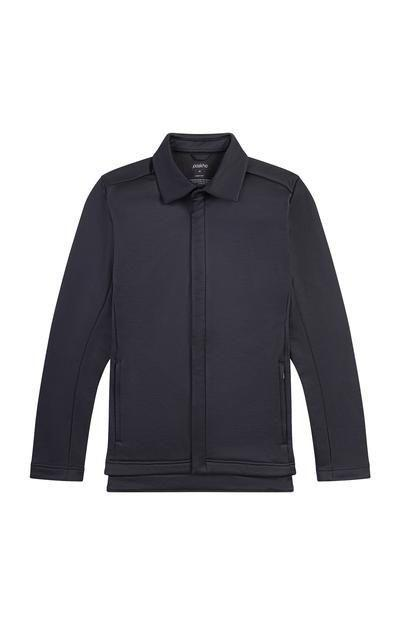 "<p><strong>Paskho </strong></p><p>paskho.com</p><p><strong>$74.00</strong></p><p><a href=""https://paskho.com/collections/men/products/possibilities-the-ultimate-tech-travel-jacket-in-black"" rel=""nofollow noopener"" target=""_blank"" data-ylk=""slk:Shop Now"" class=""link rapid-noclick-resp"">Shop Now</a></p><p>This jacket alleviates part of the hassle with carrying luggage while traveling. Featuring two internal pockets that fit an iPad, another in the back for cargo, and two hand-pockets in front, the multipurpose garment is a walking carry-on. </p>"