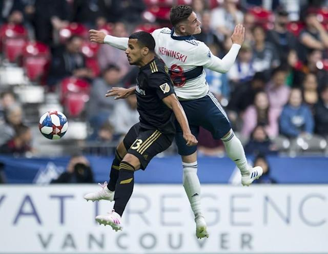Hwang's first MLS goal lifts Vancouver Whitecaps to 1-0 victory over LAFC