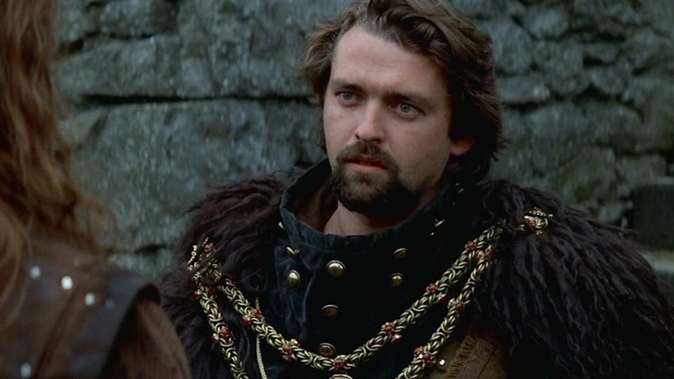 New film 'Robert the Bruce' sees 'Braveheart' actor return to role (Credit: Paramount)