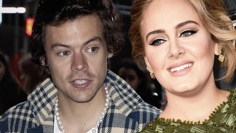 Adele and Harry Styles tip waiter R28k