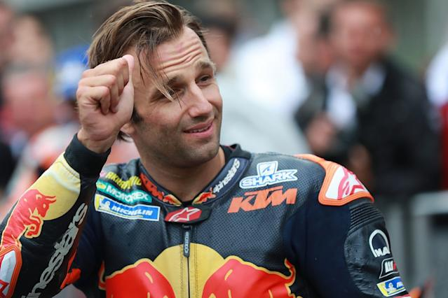 Ex-KTM's Zarco set to replace Nakagami at LCR