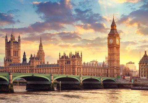 Big Ben and the Houses of Parliament - Credit: istock