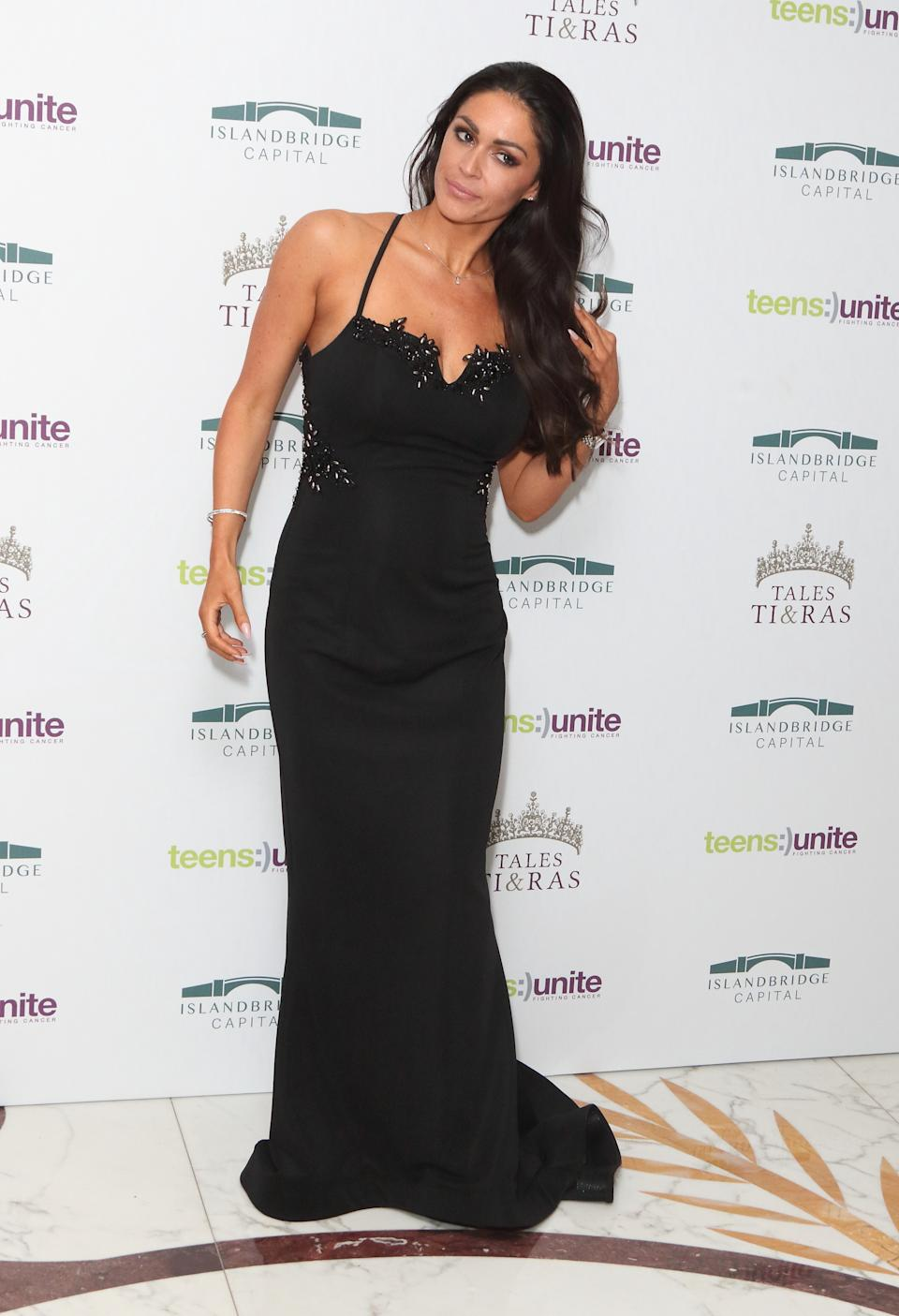LONDON, -, UNITED KINGDOM - 2018/11/30: Casey Batchelor seen at the Teens Unite, Tales and Tiaras Gala at The Dorchester, Park Lane. (Photo by Keith Mayhew/SOPA Images/LightRocket via Getty Images)