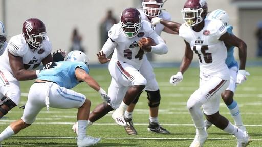 College football back on FCS campuses