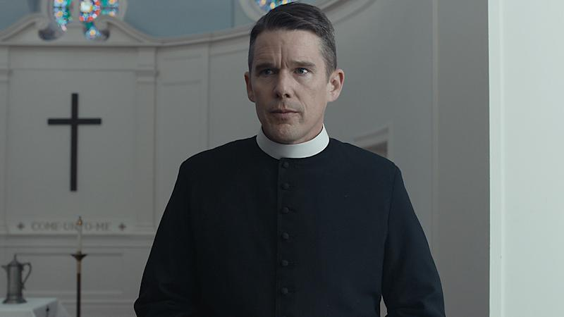 First Reformed is one of the best movies on Amazon Prime