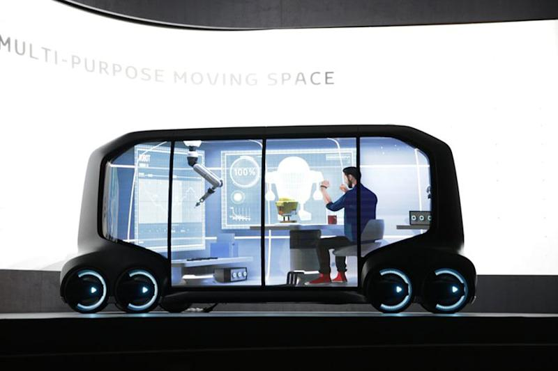 CES 2018: Autos Overshadow The Small Gadgets at The World's Biggest Tech Show