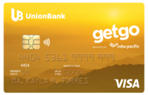 Best Co-Branded Credit Cards Philippines - CebuPacific GetGo