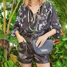 """<p>Swirling black and white tips popped up at Rebecca Minkoff, too, an extra detail amongst the leather and florals. </p><p><a href=""""https://www.instagram.com/p/CLhf9eIMOpx/"""" rel=""""nofollow noopener"""" target=""""_blank"""" data-ylk=""""slk:See the original post on Instagram"""" class=""""link rapid-noclick-resp"""">See the original post on Instagram</a></p>"""
