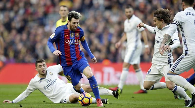 how to watch barcelona vs real madrid online el clasico tv channel