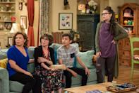 """<p><strong>One Day at a Time</strong> is an old-school sitcom in the best way possible. It centers on an Army veteran named Penelope (Justina Machado) and her day-to-day family life, but the show does an exquisite job of weaving in social issues like coming out, dealing with PTSD, and the threat of deportation. Add in a star turn from the legendary Rita Moreno as a proud, sexually active 70-something, and you have a comedy with heart and a whole lot to say.</p> <p>Watch <a href=""""https://www.netflix.com/title/80095532"""" class=""""link rapid-noclick-resp"""" rel=""""nofollow noopener"""" target=""""_blank"""" data-ylk=""""slk:One Day at a Time""""><strong>One Day at a Time</strong></a> on Netflix.</p>"""