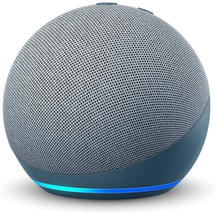 <p>Now is the time to snag this <span>Echo Dot (4th Generation) Smart Speaker With Alexa</span> ($50).</p>