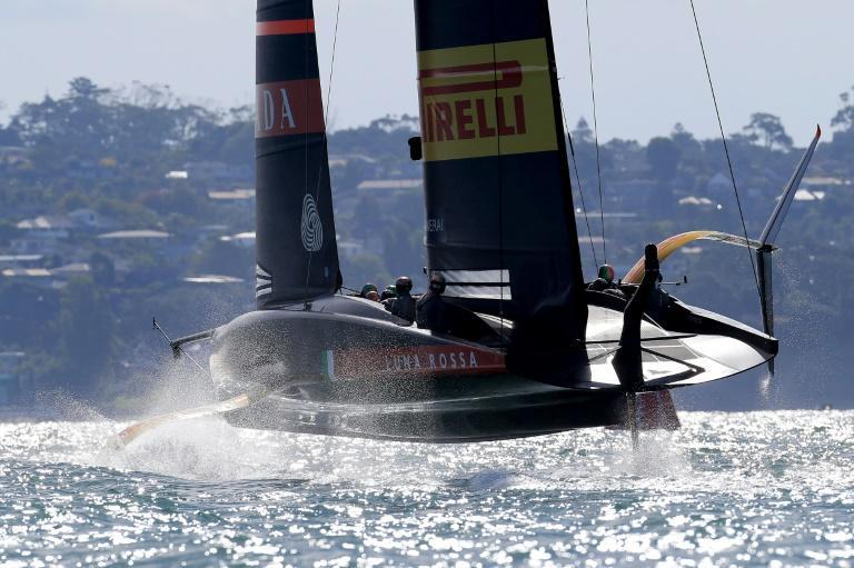 Italy's Luna Rossa will challenge Team New Zealand for the America's Cup