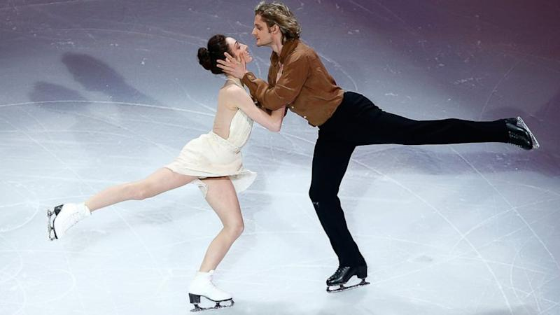 Meet America's Favorite to Win Ice Dancing Gold