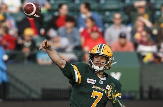 "EDMONTON — With Mike Reilly leaving the Edmonton Eskimos for the B.C. Lions and Trevor Harris coming in from the Ottawa Redblacks to take his place this off-season, it was inevitable most of the talk leading into the first meeting of the Eskimos and Lions this season would be about the quarterbacks.That Harris would dominate the buzz upon Reilly's return to Edmonton on Friday is another matter, but he's been the talk of the town since lighting up the Montreal Alouettes in a 32-25 win at Commonwealth Stadium. Reilly, meanwhile, returns to his old stomping grounds after looking merely mortal in his encore with the Lions in a 33-23 loss to the Winnipeg Blue Bombers.""I knew that would be a storyline, but it's the old adage – I think quarterbacks get a little bit too much blame and a little too much credit when things go well or bad,"" Harris said. ""That's just the nature of the beast.""Harris enjoyed one of the most productive games of his career in his debut with the Eskimos, completing 32 of his 41 passes for 447 yards and three touchdowns. Harris also rushed for a touchdown as the Eskimos rolled up 607 yards of total offence.Reilly, who spent six seasons with the Eskimos and was named MVP in Edmonton's 2015 Grey Cup win and MOP in 2017, went 22-for-39 for 324 yards with one touchdown and two interceptions in the loss to the Blue Bombers at B.C. Place.""Maybe for confidence,"" Harris said, asked about any carry-over from a dominant performance in the season opener. ""Maybe more buy-in. I think we have guys who are focused on the process here, not the prize.""We know that we're going to play better in week 10 than we do in week two. We're going to just continue to get better each and every week. Do new things, throw in new wrinkles to make sure the defence doesn't know what to expect. We're going to do what we do.""Defensive co-ordinator Phillip Lolley is well aware of what Reilly is capable of, but after watching his defence hold Montreal's Antonio Pipkin and Vernon Adams Jr. to 191 yards passing, he's looking for more of the same against the Lions regardless of who is taking the snaps from centre.""He's a real good quarterback, no doubt about that. I was here when we was our quarterback the year that we won it,"" Lolley said of the 2015 Grey Cup team. ""We don't want to be just thinking about that part of it because then we lose sight of the entire game, you know? We know what he's capable of.""There's going to be two great quarterbacks in this one. Two fierce competitors,""Linebacker Don Unamba and cornerback Anthony Orange were banged up against Montreal and have been placed on the six-game injured list this week. Those are the adjustments Lolley is most concerned about.""It's next man up, right? That's what we tell them all the time,"" said Lolley, who will have Brian Walker stepping in for Unamba and Josh Johnson for Orange. ""This is your livelihood, this is your living. It's the next-man-up mentality. I've got total confidence in who is playing.""Harris completed passes to nine different receivers. Former Lion Ricky Collins Jr. had nine catches for 175 yards. Kenny Stafford had seven catches for 98 yards and two touchdowns. Running back C.J. Gable added 154 rushing yards on 20 carries.""I've got some good friends in B.C., but you know it's one of those things where you're friends off the field but on the field right now we're going to be enemies,"" Collins Jr. said.""It's something I can't let get in between the game when we're going against each other. We're trying to compete and make plays for our team. That's what it is."" B.C. (0-1) at EDMONTON (1-0)Friday, Commonwealth StadiumWAY BACK WHEN — This won't be the first time Reilly has faced the Eskimos in a regular season game as a member of the Lions. On Oct. 19, 2012, in his second season with B.C., Reilly went 19-for-28 for 276 yards and two touchdowns in a 39-19 win over Edmonton at B.C. Place.SLINGING IT — The 447 yards passing for Harris marked the fourth time in his career he's passed for 400-plus yards and it was his third-highest total. He had 487 yards against Montreal in 2018, 457 against Saskatchewan in 2017 and 425 vs. Calgary in 2017.GROUNDED — The Eskimos and Lions were at opposite ends of the rushing spectrum in their openers. Edmonton ran for 161 yards, including the 154 by Gable. B.C. managed just four yards against Winnipeg, all by former Esk John White on four carries.BUTTER FINGERS — The Eskimos committed three turnovers against Montreal with two on fumbles and another on downs. The Lions fumbled twice against Winnipeg, gave up two interceptions and turned over the ball once on downs.FLAG FOOTBALL —Penalties were a problem for the Edmonton last season and there was more of the same against Montreal as the Eskimos were flagged 12 times for 118 yards.Robin Brownlee, The Canadian Press"