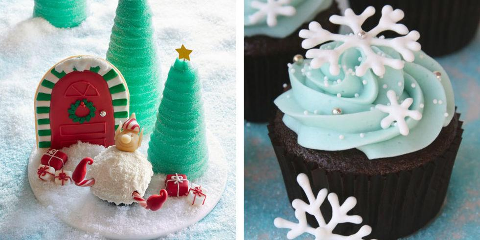 """<p>Everyone has a <a rel=""""nofollow"""" href=""""http://www.goodhousekeeping.com/best-christmas-cookies-recipes/"""">favorite Christmas cookie</a>, but Christmas <a rel=""""nofollow"""" href=""""http://www.goodhousekeeping.com/food-recipes/dessert/g2411/cupcake-ideas/"""">cupcakes</a> are where you can surprise and delight in a whole new way this holiday. Head right this way for our sweetest finds of the season. </p>"""