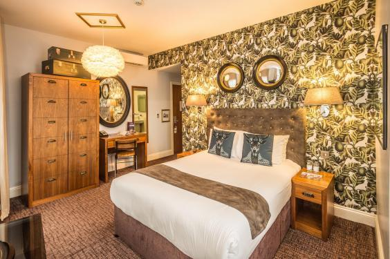 Plenty of quirky charm to be found at the Mercure Nottingham City (Mercure Nottingham)