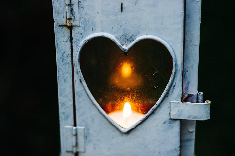 """<p> There's something so adorable about this candlelit heart. </p> <p><a href=""""http://media1.popsugar-assets.com/files/2021/01/04/988/n/1922507/2a17a4ba33432f86_cathal-mac-an-bheatha-7kbP7sMkjo0-unsplash/i/valentine-day-zoom-backgrounds.jpg"""" class=""""link rapid-noclick-resp"""" rel=""""nofollow noopener"""" target=""""_blank"""" data-ylk=""""slk:Download this Zoom background image here."""">Download this Zoom background image here. </a></p>"""