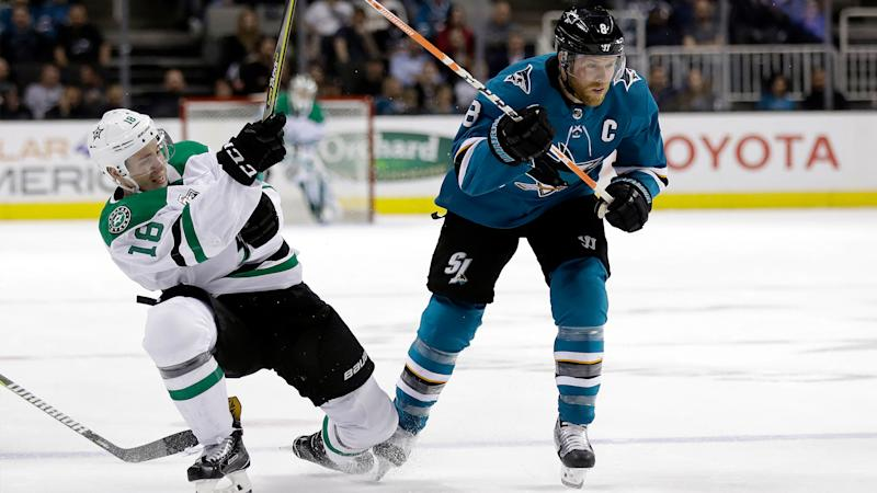 Stars expected to sign Joe Pavelski, Corey Perry