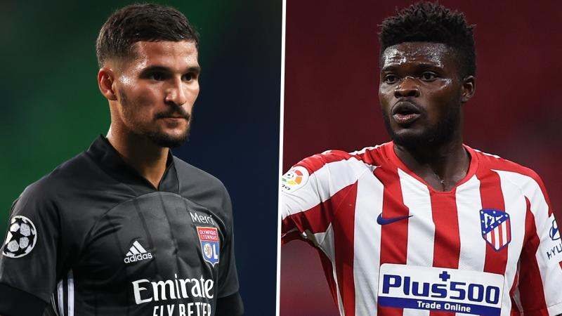'Partey & Aouar will end up at Arsenal' – Campbell confident Arteta & Edu will get deals done