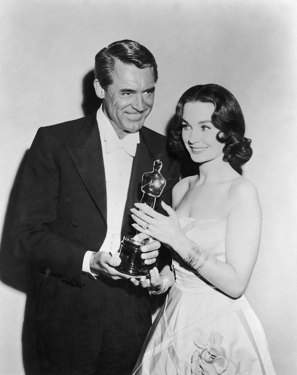 <p>After claiming the awards show was politicized—he had been nominated twice without any wins—Grant launched a 12-year boycott of the Academy Awards. The ceremony in 1958, in which he presented the award for Best Actor, was the last that he attended. </p>
