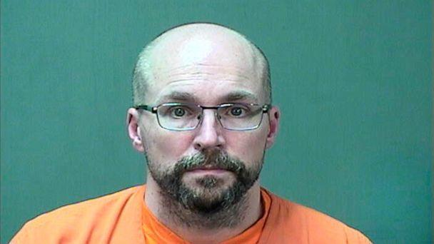 PHOTO: FILE - In this Jan. 4, 2021 booking photo provided by the Ozaukee County Sheriff's Office in Port Washington, Wis., Steven Brandenburg is shown. (Ozaukee County Sheriff via AP)