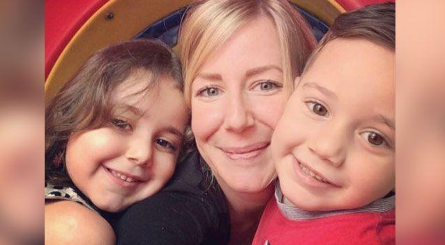 Sally Faulkner said she has not heard from her children since her arrest in Lebanon. Source: Facebook