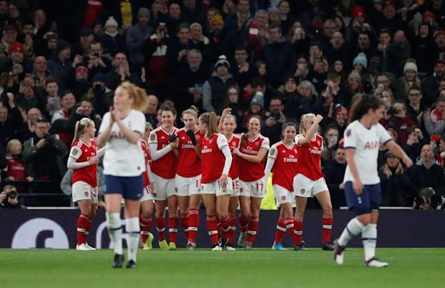 Women's Super League - Tottenham Hotspur v Arsenal