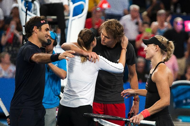 Federer Breaks Down in Tears as He Remembers Late Coach